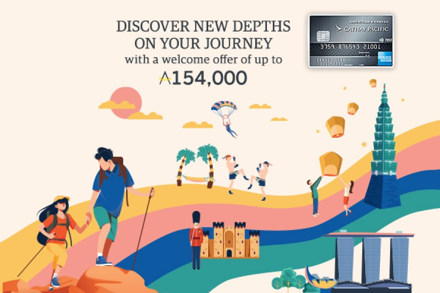 Explore a world of offers and rewards - Asia Miles