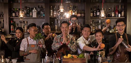 Cocktail Mixing Class with Award Winning Mixologist, Antonio Lai