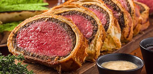 Beef Wellington Masterclass
