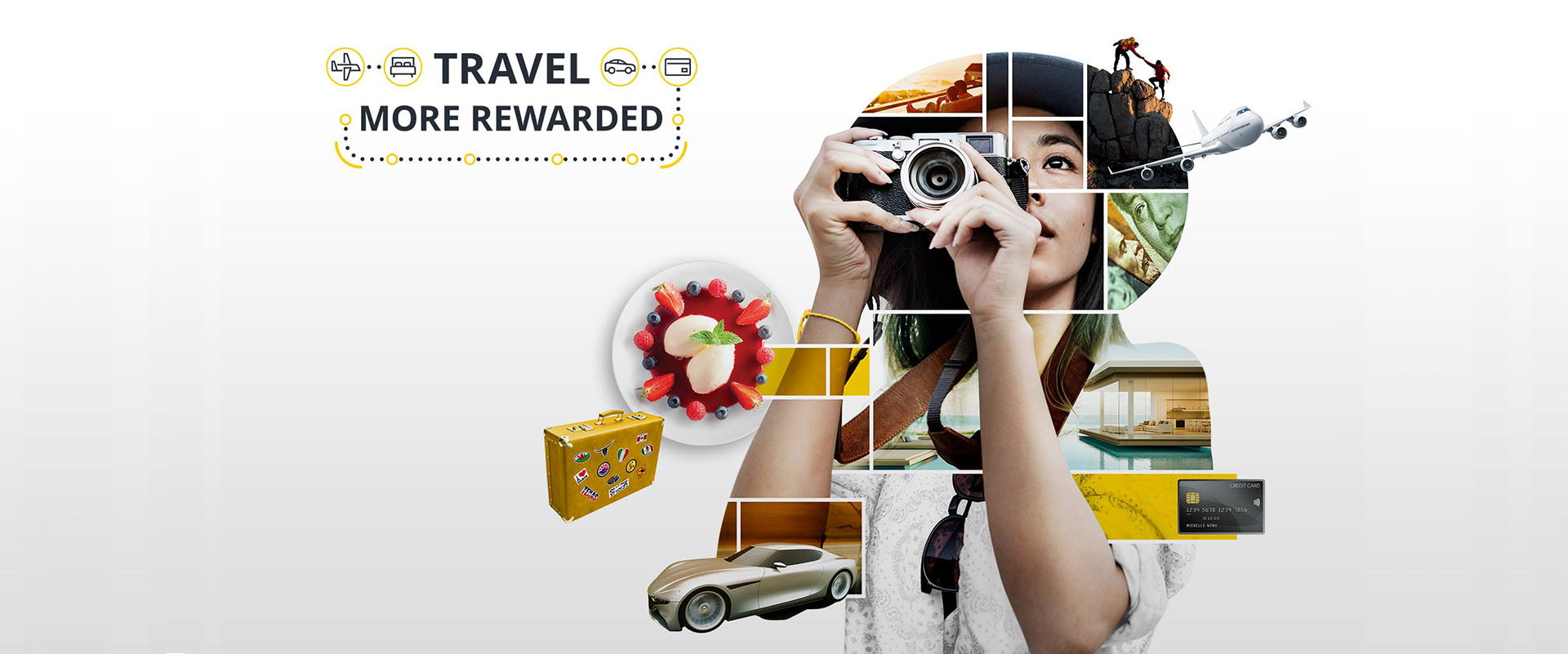 Travel More Rewarded