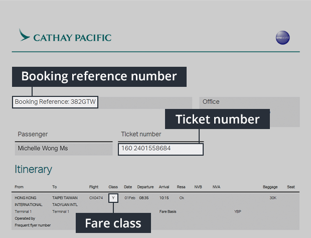 Cathay pacific asia miles frequent flyer program guides.
